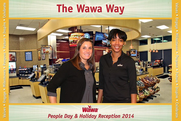Wawa Year-end Meeting