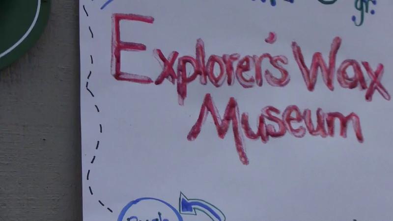 Wax Museum 2014