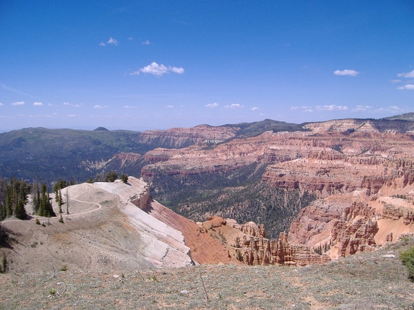 Cedar Breaks National Monument. May.