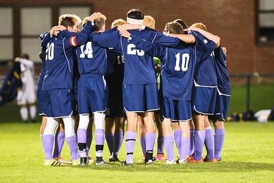 Wayne Varsity Boys Soccer vs Spencerport 10-11-16