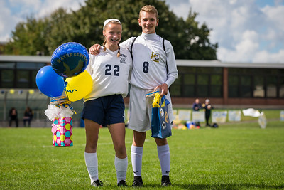 2017 Homecoming Soccer Saturday 093017