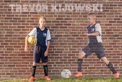 Wayne Eagles Modified Boys Soccer - Navy vs Midlakes 92216