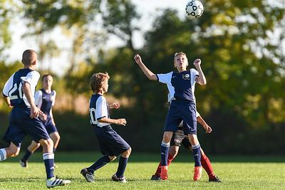 Wayne Eagles Modified Boys Soccer - Navy vs Geneva 10-12-16