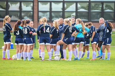 Wayne Varsity Girls Soccer vs Spencerport 10-11-16