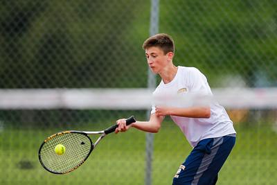 Varsity Boys Tennis - RW