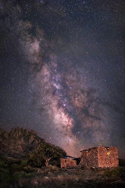 Ruby Mine Bunkhouse Under The Milky Way