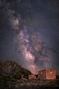Ruby Mine Bunkhouse Under The Milky Way