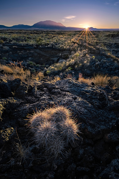 Valley of Fires Sunrise