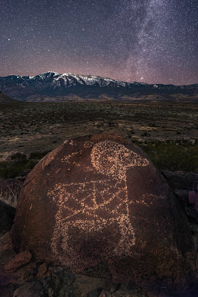 Ancient Desert Bighorn