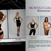 Skweez Couture Look Book by Jill Zarin, Real Housewives of NYC