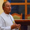 Fr. Jim Schroeder, a member of the Sacred Heart Community at SHML