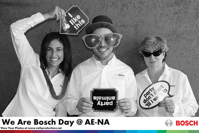 We are Bosch Day  4-18-17