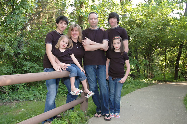 The Larcheid Family