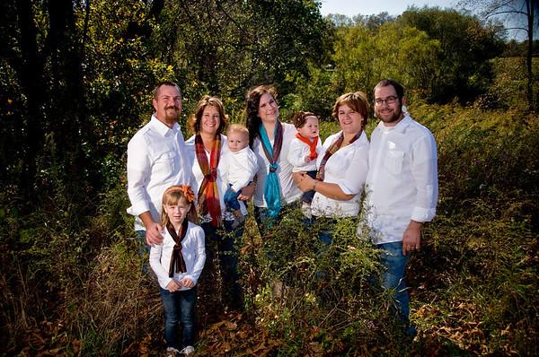 Mathieu Family