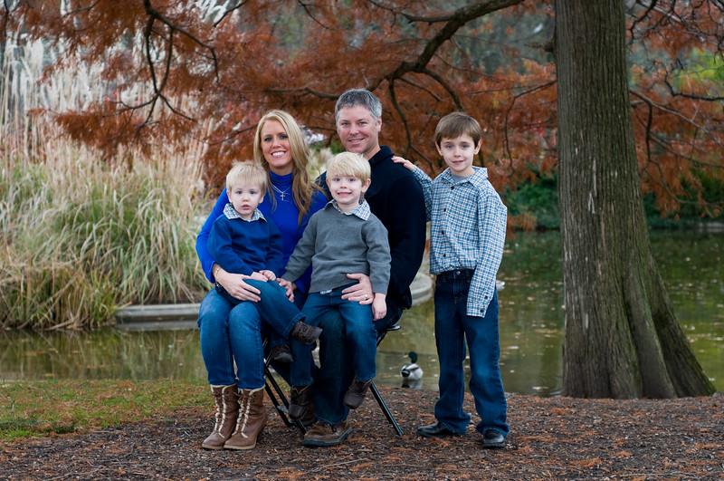 Beck Family 2011
