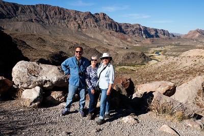 El Camino del Rio: Santana Basin Overlook