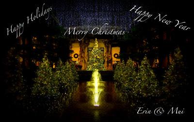 Longwood Gardens - Kennett Square, Pennsylvania16 December 2011