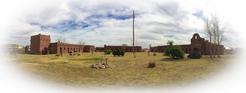 Old Fort Bliss Cultural Center
