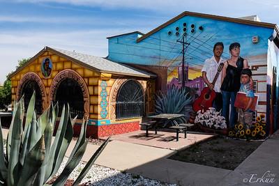 El Segundo Barrio Mural Trail