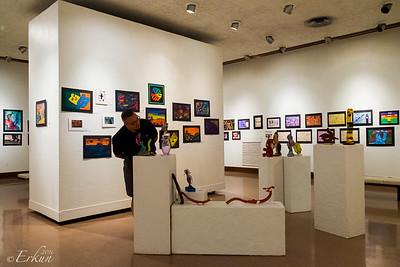 International Art Museum: EPISD Art Exhibit