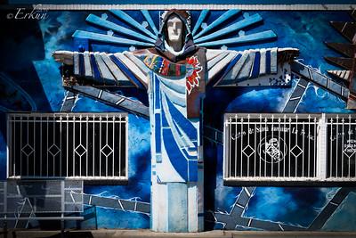 Mural in El Paso