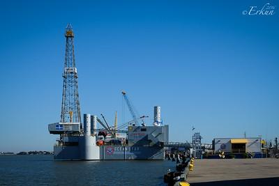 Pier 21 - Ocean Star Offshore Energy Center