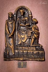 San Albino Basilica - Stations of the Cross
