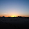 Monahans Sandhills SP: Sunrise