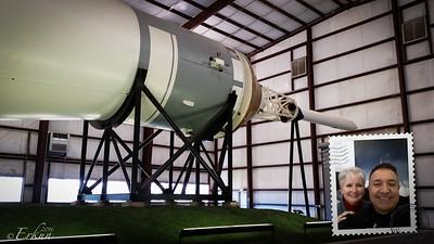 Level 9 Tour - Rocket Park - Saturn V Launch Vehicle Building