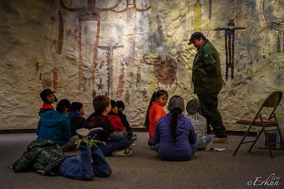 Interpretive Center: Ranger-Led Kids Program