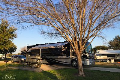 Fort Sam Houston Campground - Site 49