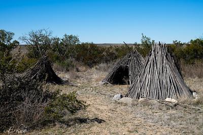 Galloway White Shaman Preserve: Lifeways Camp Replica