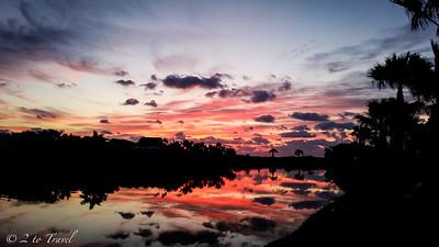Gulf Waters RVR - Port Aransas, Texas. 22 Oct 2014