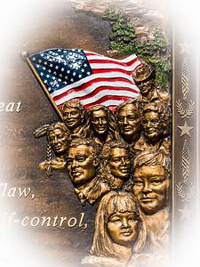 America the Beautiful Park - Colorado Springs, CO. 13 Jun 2015