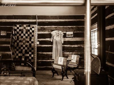 Bancroft Park - Garvin Cabin
