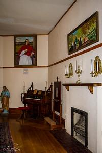 Montcalme Memorial Chapel