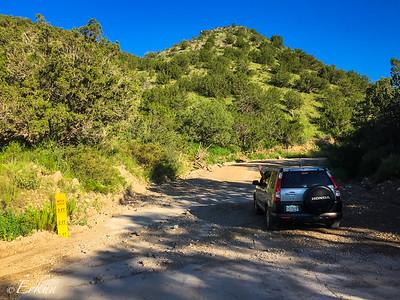 Devil's Canyon Road
