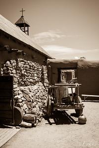 El Rancho de las Golondrinas