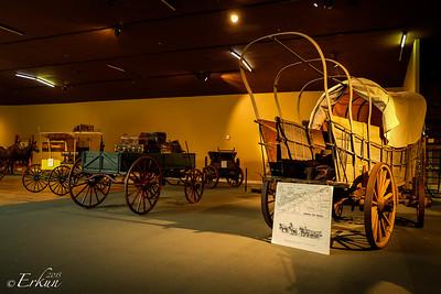 Conestoga Wagon (circa 1850)