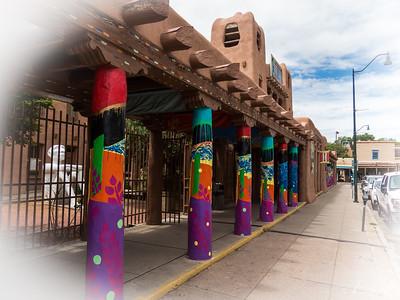 IAIA Museum Columns