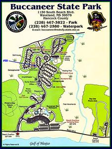 Buccaneer State Park Waveland, MS - 1 Apr 2013