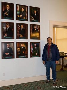 Florida Historic Capitol Museum.  Tallahassee, FL - 2 Jan 2013