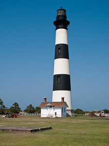 "Bodie Island Lighthouse - Cape Hatteras National Seashore The first thing the ranger on duty said to us when we stopped in to check out the small museum was: ""It's pronounced Body."""