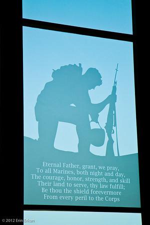 Marine Corps Heritage Center (May 2012)
