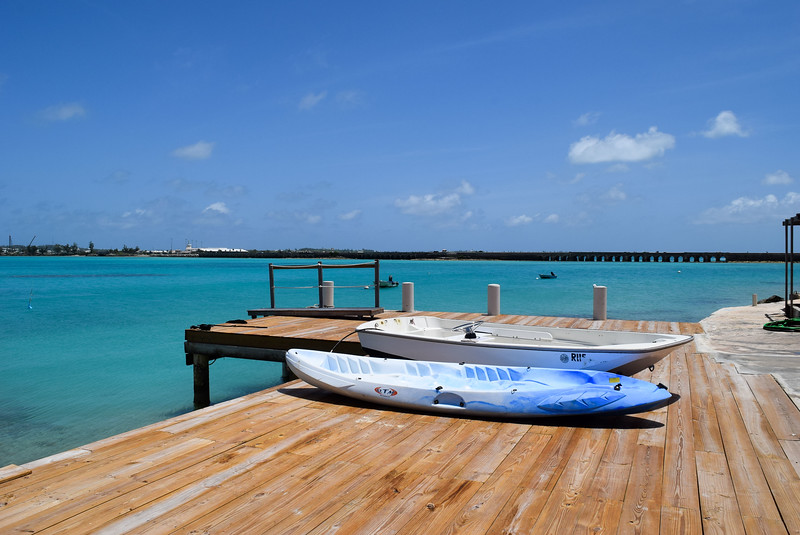 Watersports at Grotto Bay Beach Resort