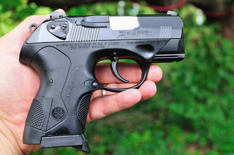 New Beretta Px4 Storm Sub Compact.   But I won't have it very long. It's for someone else.
