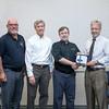 Doc 40 Year Service Award Presentation for Pete Paciorek