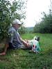 Mark at Peak Orchards Henniker NH