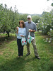 Caren & Mark Peak Orchards Henniker NH
