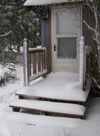 December 2nd, 2007 - Gold Bar snow event